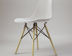 Eames Chair - PBR Game Ready 3D model