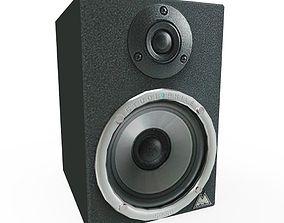 Studiophile Speaker 3D model
