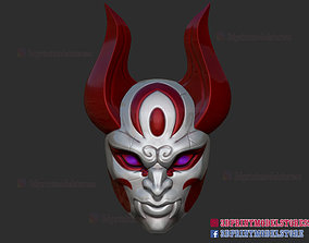Diana Blood Moon Mask - League of Legends 3D print model