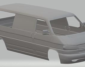 Volkswagen T4 Printable Body Van