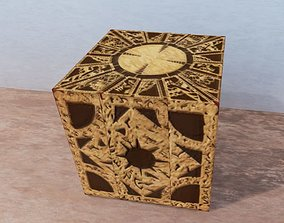 Hell Box 3D model