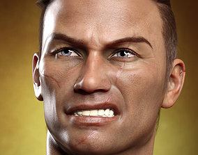 Scar 8 3D model