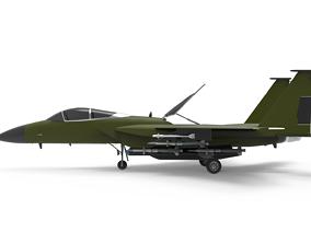 3D Jet F 15 Ex