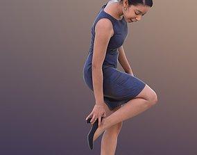 Yanelle 10380 - Standing Elegant Woman 3D model