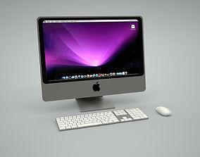 realtime 3D Model Apple MAC