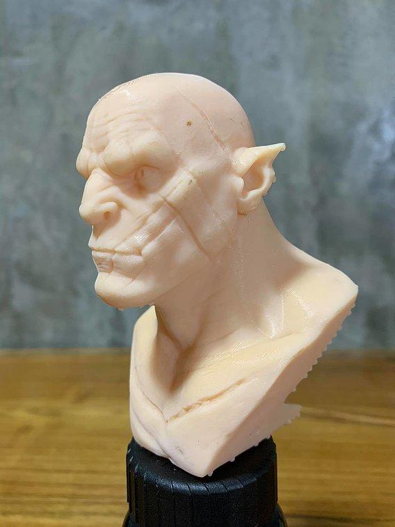 Azog 3D Print