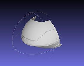Overwatch Brigitte Armor Right Shoulder 3D printable model
