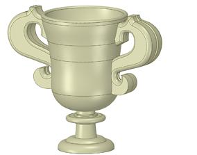 vase cup pot jug vessel vp403 for 3d-print or cnc