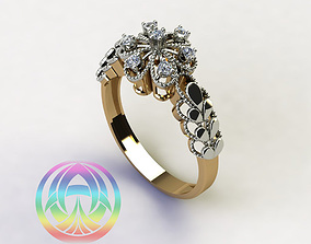 fashion printable luxury carat brilliant rings
