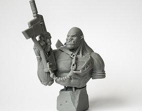 CYBORC 3D print model