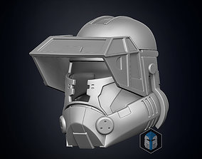 3D print model Havok Trooper Helmet