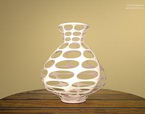 Abstract Vase Thin 3D print model