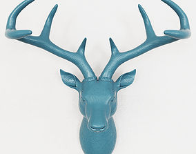 Kare Design Deko Kopf Deer 3D