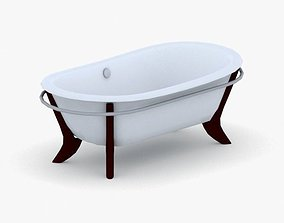 3D model 1634 - Bathtub