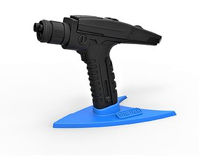 3D print model Stand for the Phaser pistol from Star Trek