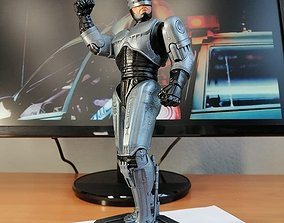 3D printable model RoboCop 1987