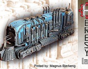 3D print model Heresy Train - Only Engine no