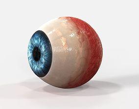 Realistic Human Eye 3D human