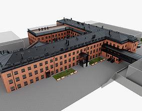 3D model Manufacture Loft Quarter