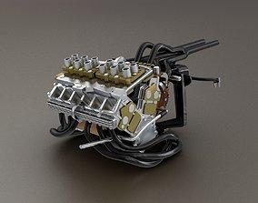 HONDA MOTOR RA 272 3D model