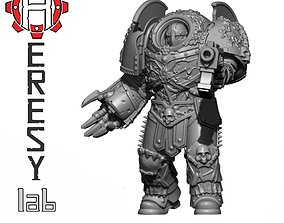HeresyLab Talon Meka MK1 3D print model HL144 3D print