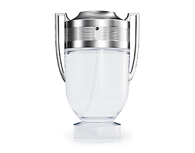 Paco Rabanne Invictus Perfume 3D fragrance