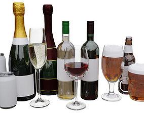 3D alcohol bundle