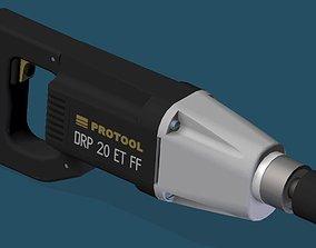 Drill - ProTool 3D model
