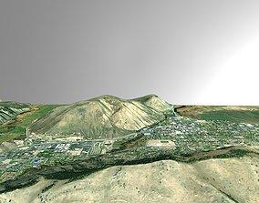 Jackson Wyoming 3D