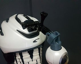 Samsung Gear 360 3D print model