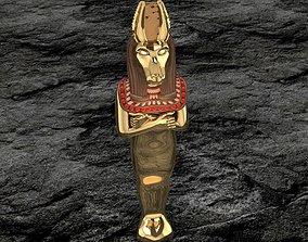 Ancient Egyptian Pharaoh 14 3D printable model