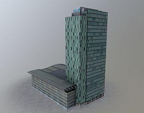 3D model Amsterdam Building3