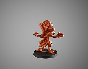3D printable model Goat 7