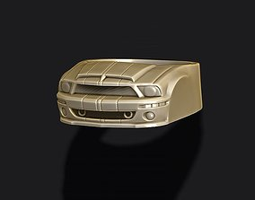 car ring 38 3D printable model