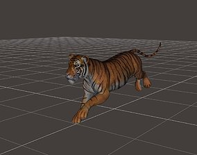 ultimate tiger rigged 3D