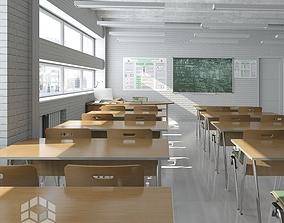 3D Classroom 3
