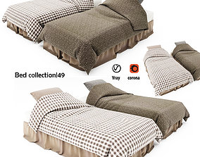 Bed collection 49 3D