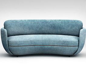 3D Wittmann Miles sofa