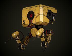Robot Mech 3D model