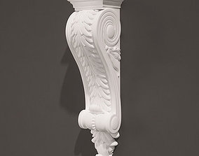 Holder Antique Style architectural 3D