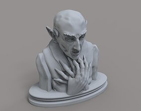 The Classic Vampire Series Nosferatu 3D printable model