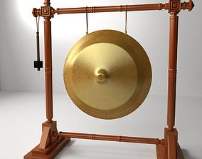 Gongs 3D model