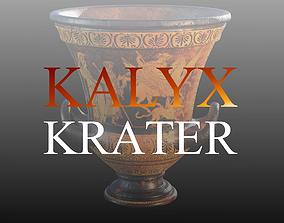 Kalyx Krater 3D model