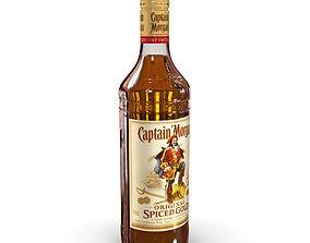 700ml 3D Captain Morgan 70cl Bottle