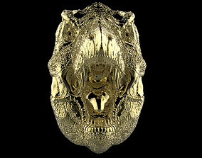 3D printable model Jurassic Park dinosaur Tyrannosaur