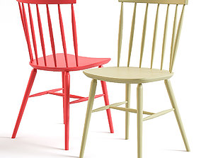 Chair Premierdecor Atilla 3D model