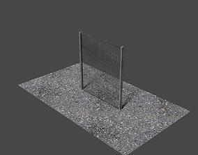 3D asset Fence 9