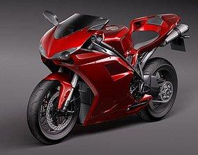 3D model Ducati 1198