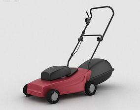 Lawn Mower 3D