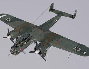 Dornier Do-17Z 3D